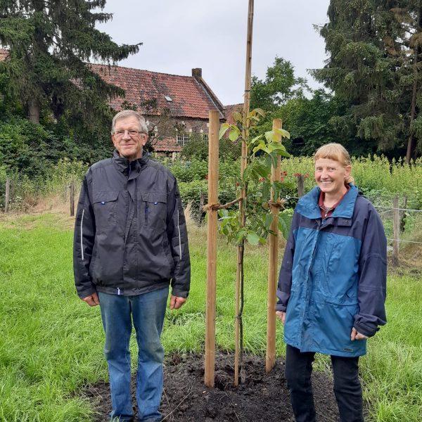 Alice Kuijper en Jan van den Broek
